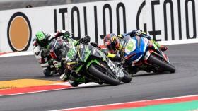 Bruno Ieraci, Kawasaki GP Project, Magny-Cours RACE