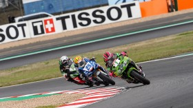 Ana Carrasco, Kawasaki Proves WorldSSP300, Magny-Cours RACE