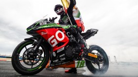 Manuel Gonzalez, Kawasaki ParkinGO Team, Magny-Cours RACE