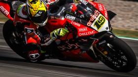 Alvaro Bautista, Aruba.it Racing - Ducati, San Juan FP1
