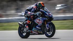 Michael van der Mark, Pata Yamaha WorldSBK Team, San Juan FP2