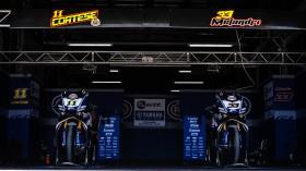 Sandro Cortese, GRT Yamaha WorldSBK, Marco Melandri, GRT Yamaha WorldSBK, San Juan FP2