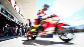 Leon Camier, Moriwaki Althea Honda Team, San Juan Tissot Superpole