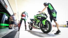 Leon Haslam, Kawasaki Racing Team WorldSBK, San Juan Tissot Superpole