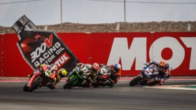 WorldSBK, San Juan RACE 1