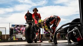 Alvaro Bautista, Aruba.it Racing - Ducati, San Juan Tissot Superpole