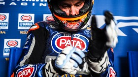 Michael van der Mark, Pata Yamaha WorldSBK Team, San Juan Tissot Superpole