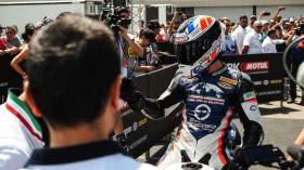 Ayrton Badovini, Team Pedercini Racing, San Juan Tissot Superpole