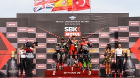 WorldSBK San Juan RACE 1