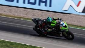 Hikari Okubo, Kawasaki Puccetti Racing, San Juan Tissot Superpole