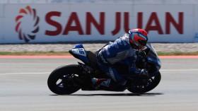 Jules Cluzel, GMT94 Yamaha, San Juan Tissot Superpole