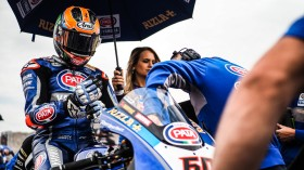 Michael van der Mark, Pata Yamaha WorldSBK Team, San Juan RACE 2