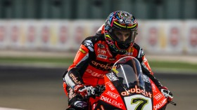 Chaz Davies, Aruba.it Racing - Ducati, Losail FP2