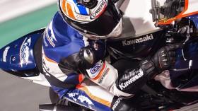 Ayrton Badovini, Team Pedercini Racing, Losail FP2