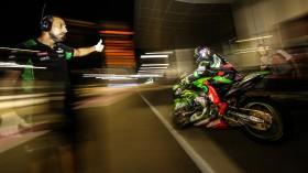 Leon Haslam, Kawasaki Racing Team WorldSBK, Losail Tissot Superpole