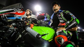 Leon Haslam, Kawasaki Racing Team WorldSBK, Losail RACE 1