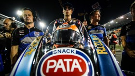 Michael van der Mark, Pata Yamaha WorldSBK Team, Losail RACE 1