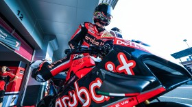 Chaz Davies, Aruba.it Racing - Ducati, Losail FP3