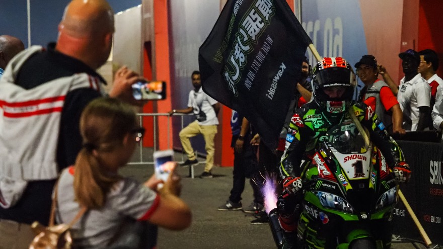Jonathan Rea, Kawasaki Racing Team WorldSBK, Losail RACE 1