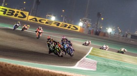 Jonathan Rea, Kawasaki Racing Team WorldSBK, Alex Lowes, Pata Yamaha WorldSBK Team, Losail RACE 1