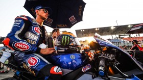 Michael van der Mark, Pata Yamaha WorldSBK Team, Losail Tissot Superpole RACE