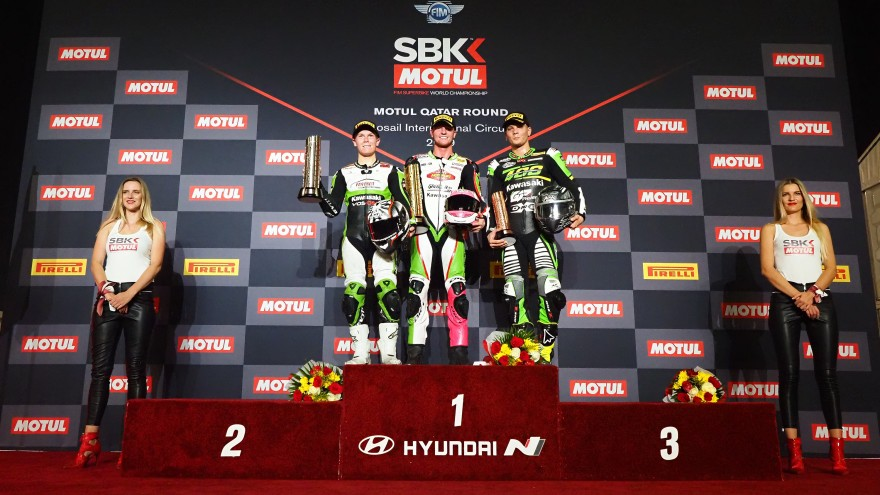 WorldSSP300 Losail RACE
