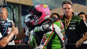 Koen Meuffels, Kawasaki MOTOPORT, Scott Deroue, Kawasaki MOTOPORT, Losail RACE