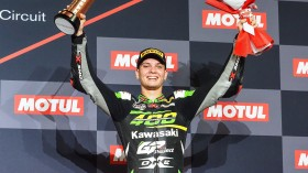Bruno Ieraci, Kawasaki GP Project, Losail RACE