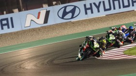 Tom Edwards, Kawasaki ParkinGO Team, Losail RACE