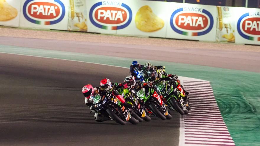 Scott Deroue, Kawasaki MOTOPORT,  Losail RACE