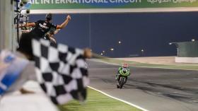 Lucas Mahias, Kawasaki Puccetti Racing, Losail RACE