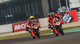 Chaz Davies, Aruba.it Racing - Ducati, Losail RACE 2