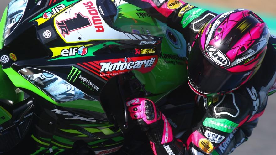 Ana Carrasco - Jerez Test