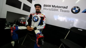 Eugene Laverty - BMW Motorrad WorldSBK Team