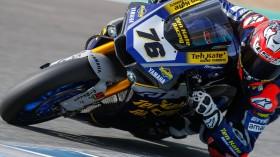 Loris Baz, Ten Kate Racing - Yamaha - Jerez Test
