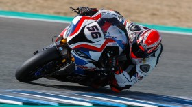 Tom Sykes, BMW Motorrad WorldSBK Team - Jerez Test