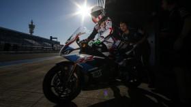 Eugene Laverty, BMW Motorrad WorldSBK Team - Jerez Test