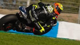 Lorenzo Salvadori, Pedercini Kawasaki - Jerez Test