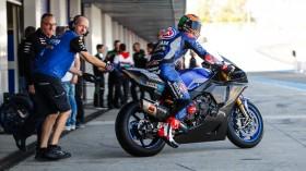 Michael van der Mark, Pata Yamaha WorldSBK Official Team - Jerez Test