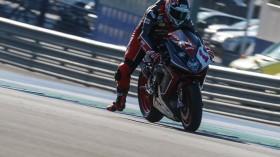 Randy Krummenacher, MV AGUSTA Reparto Corse - Jerez Test