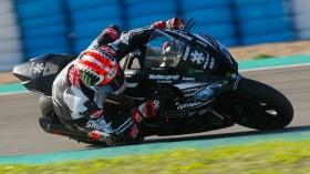 Jonathan Rea, Kawasaki Racing Team WorldSBK - Jerez Test
