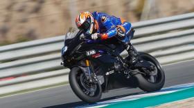 Steven Odendaal, Ten Kate Racing - Jerez Test