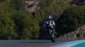 Alex Lowes, Kawasaki Racing Team WorldSBK - Jerez Test