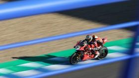 Chaz Davies, Aruba.it Racing - Ducati - Jerez Test