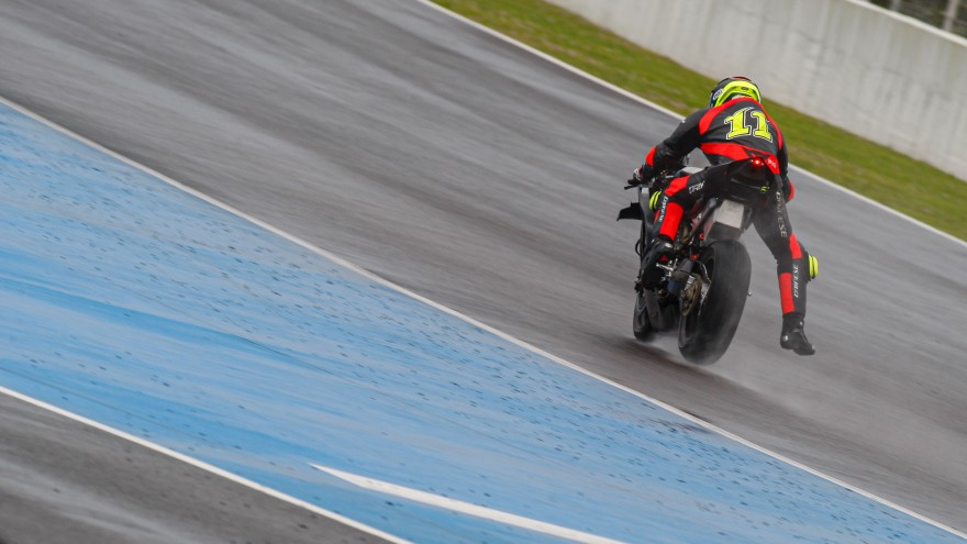 Sandro Cortese, Barni Racing Team, Jerez Test Day 1