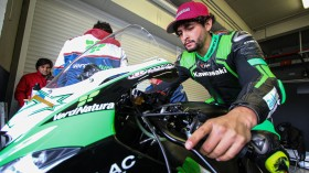 Maximilian Scheib, Orelac Racing VerdNatura, Jerez Test Day 1