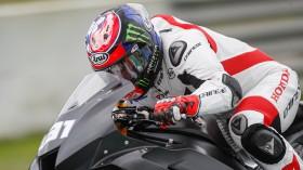 Leon Haslam, Team HRC, Jerez Test Day 1