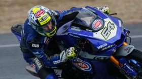 Federico Caricasulo, GRT Yamaha WorldSBK Junior Team, Jerez Test Day 1