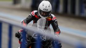 Michael Ruben Rinaldi, Team GOELEVEN, Jerez Test Day 1