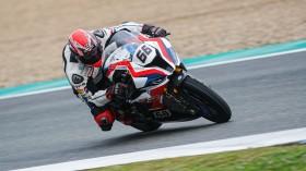 Tom Sykes, BMW Motorrad WorldSBK Team, Jerez Test Day 1